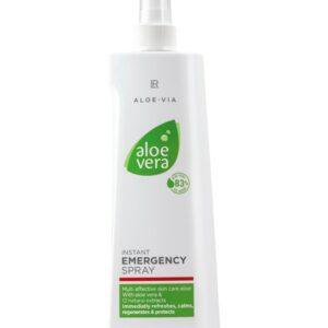 aloe vera instant emergency spray
